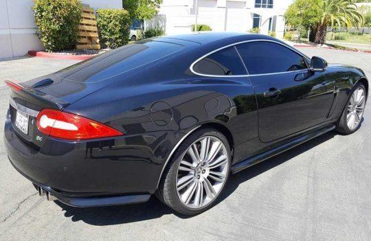 Auto-Window-Tinting-Services-Jaguar-XKR175-El-Dorado-Hills-CA-Portfolio-Right-Side-Photo