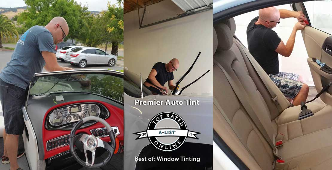 Window Tinting Sacramento >> Sacramento A List 2017 Best Window Tinting Award Premier Auto Tint