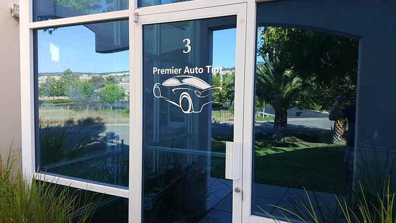 About Premier Auto Tint, El Dorado Hills, CA